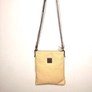 Dooney & Bourke Small Leather Dani Crossbody